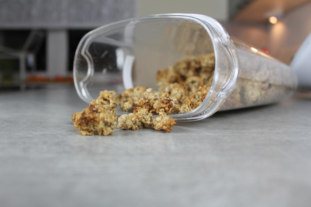 REZEPT: Crunchy's